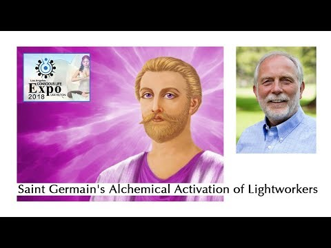 Saint Germain's Alchemical Activation of Lightworkers