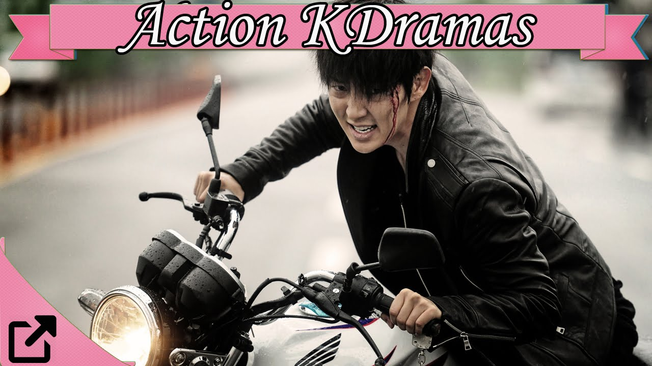 Top 10 Action Korean Dramas 2016 (All the Time) - YouTube
