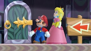 New Super Mario Bros. Wii - 2 Player Co-Op - #07