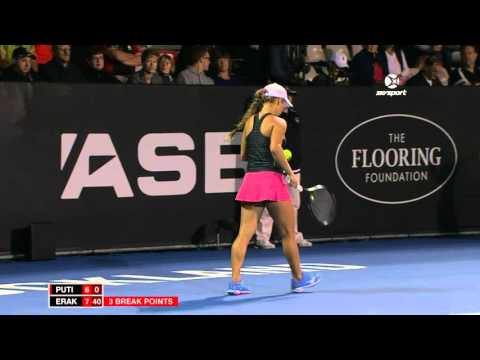 ASB Classic Evening Session Highlights - Tuesday 5 January 2016