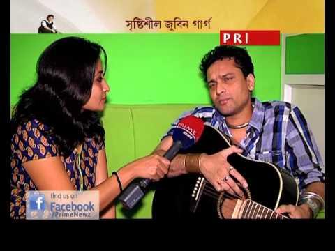 Zubeen interview on Prime News