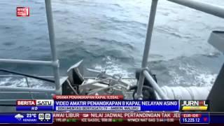 vuclip Dramatis !! Detik-detik Penangkapan 8 Kapal Asing Ilegal di Perairan Arafuru