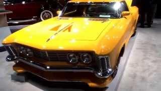 2014 Ridler Award Winner - 1964 Buick Riviera by JF Kustoms