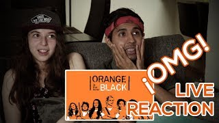 Orange Is The New Black (Final Temporada 6) | VIDEO REACCIÓN  | **SPOILERS** ARCADIA