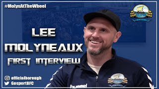 MANAGER INTERVIEW: Lee Molyneux - We can really push on this season