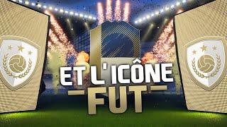 FIFA 18 - PACK OPENING -  ET L' ICÔNE FUT !