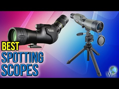 10 Best Spotting Scopes 2017
