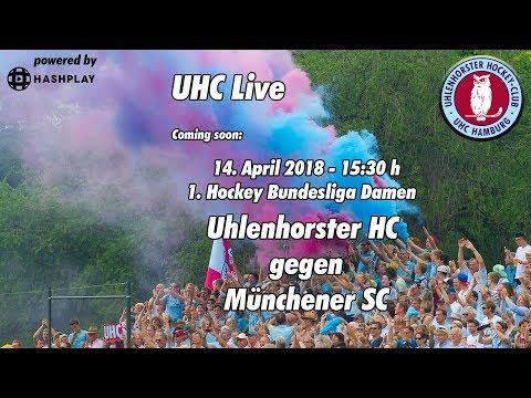 UHC Live - UHC vs. MSC - 1. Damen Hockey Bundesliga - 14.04.2018 - 15.30 h