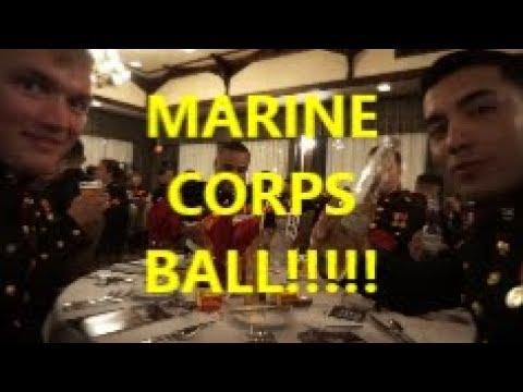 Marine Corps Ball Okinawa Japan 2017