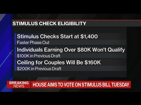Senate Passes Biden's $1.9 Trillion Stimulus Package