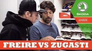 Sprint Freire contra Zugasti | Ibon Zugasti | La Vuelta con Škoda