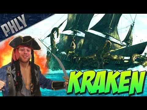 RELEASE THE KRAKEN! WAR THUNDER SHIPS (War Thunder April Fools 2016)