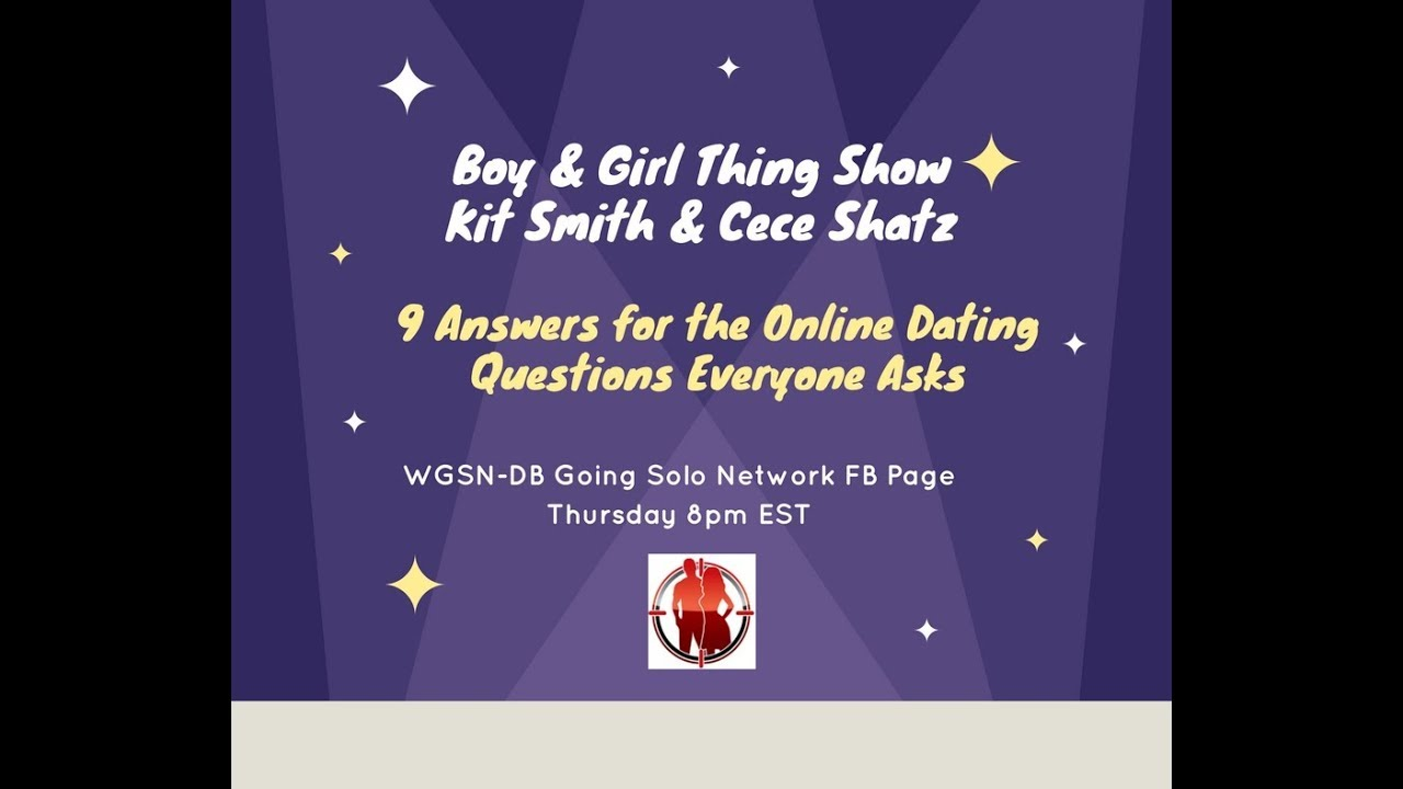 answers to online dating questions