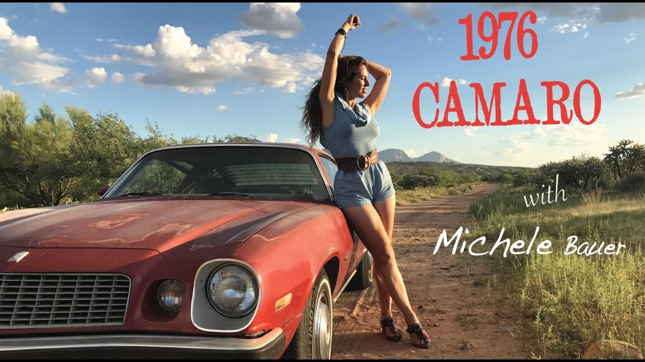 Chevy Camaro For Sale >> 1976 Chevy Camaro. V8, No rust, straight, Arizona car - YouTube