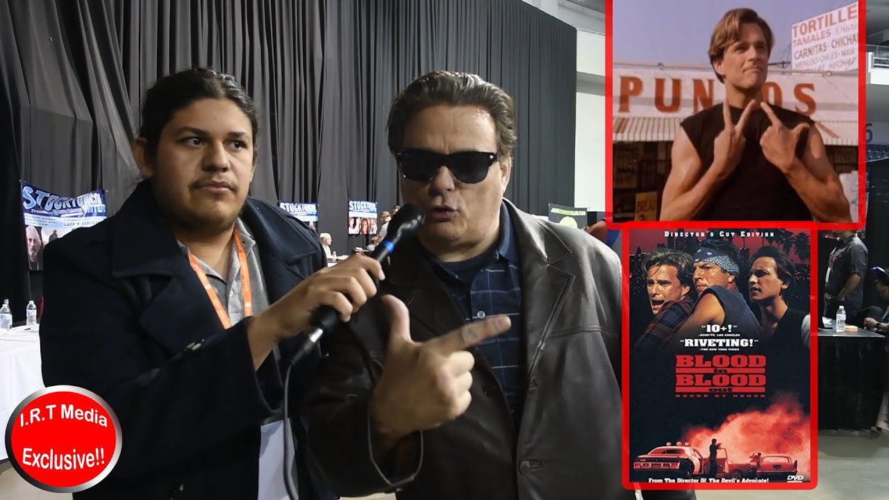 Damian Chapa gives a Shout Out. Vatos Locos Forever! - YouTube