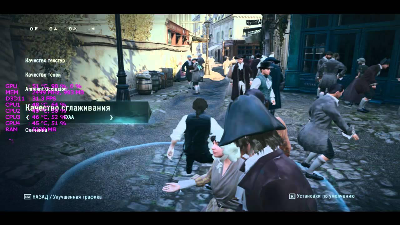 Assassins Creed Unity Windows 10