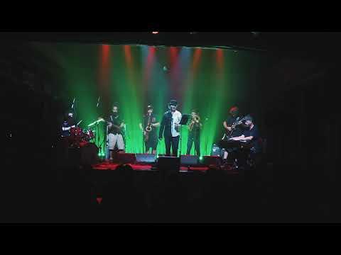 Abertura do show de Ademir Assunção e Buena Onda Reggae Club