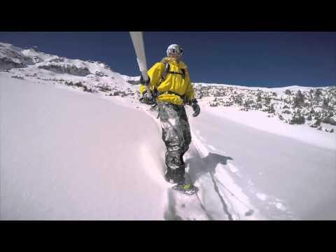 3 Kapuziner - Splitboarding in Liechtenstein