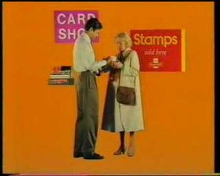Royal mail greetings stamps advert 1994 youtube royal mail greetings stamps advert 1994 m4hsunfo