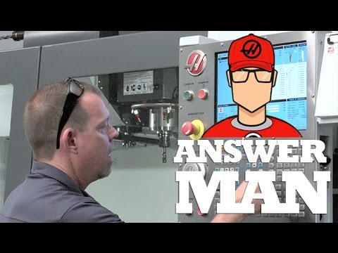 Put your Haas machine to bed – Ask the Haas Answer Man
