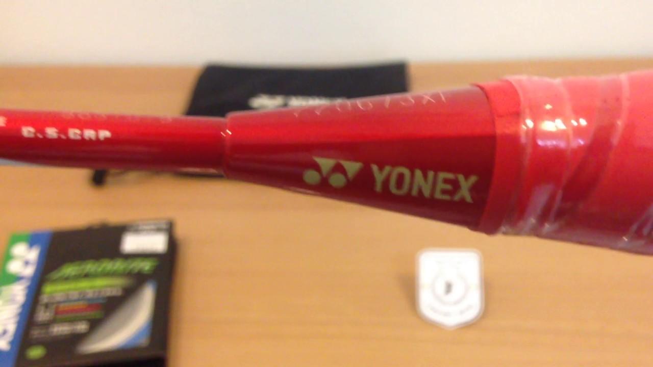 Yonex Arcsaber 11 New Colour XF Code ( JP Code ) / พากษ์ ...
