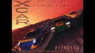 XCar Experimental Racing - Main Menu