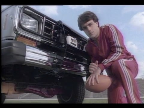 5 Great 1985 Ford Pickup Truck Commercials!  (with Doug Flutie)