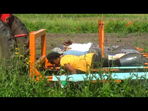 Cambridge CropShare Lay down weeder