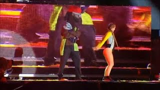 Major Lazer Ft. Twerk Queen Get Busy Sean Paul vs. Murder She Wrote Roskilde Festival 2014.mp3