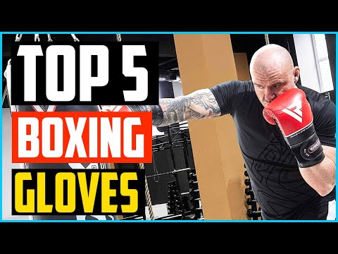 Top 5 Best Boxing Gloves in 2020 – Reviews