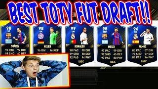 FIFA 17 - 3 TOTYs in 1 FUT DRAFT! EXTREM KRANKE TEAM!! 😜⛔️ - ULTIMATE TEAM (DEUTSCH)