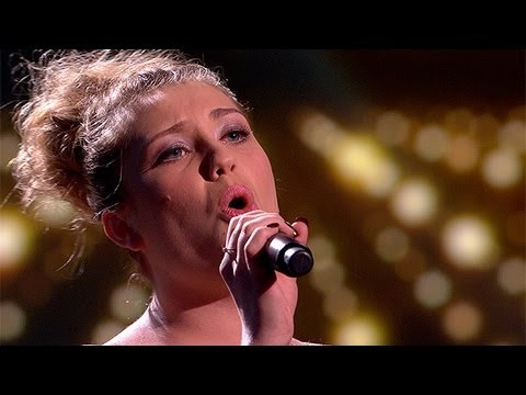 Ella Henderson sings for survival - Live Week 7 - The X Factor UK 2012