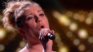 Ella Henderson sings for survival - Live Week 7 - The X Factor UK 2012