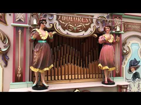 Draaiorgel speelt Arcade - Duncan Laurence - Songfestival 2019 - the Netherlands