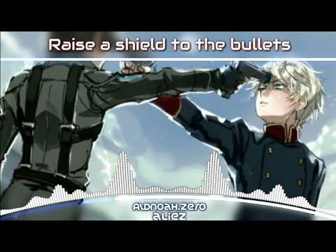 【Nightcore】➙ ALIEz♪English Version♪ ☆Aldnoah.Zero ED☆ (Lyrics)