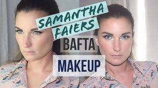 Samantha Faiers BAFTA Makeup