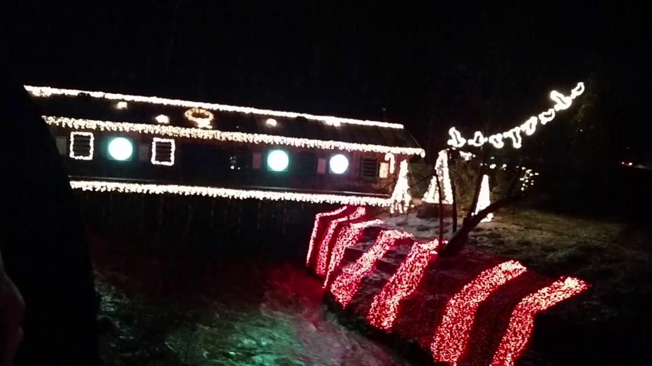 Clifton Mill Christmas Lights