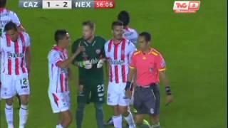 Cruz Azul 2-3 Necaxa - Semifinal Copa MX, Estadio Azul