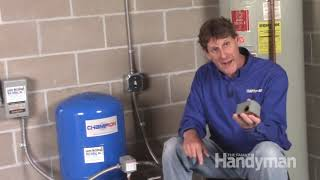 How to Replace a Well Pressure Tank