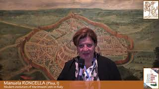 """Manuela RONCELLA: """"Modern evolution of the breast unit in Italy"""""""
