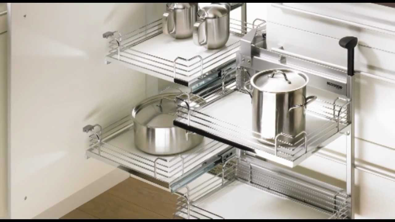 Kitchen Hardware Hettich Kitchen Hardware Youtube
