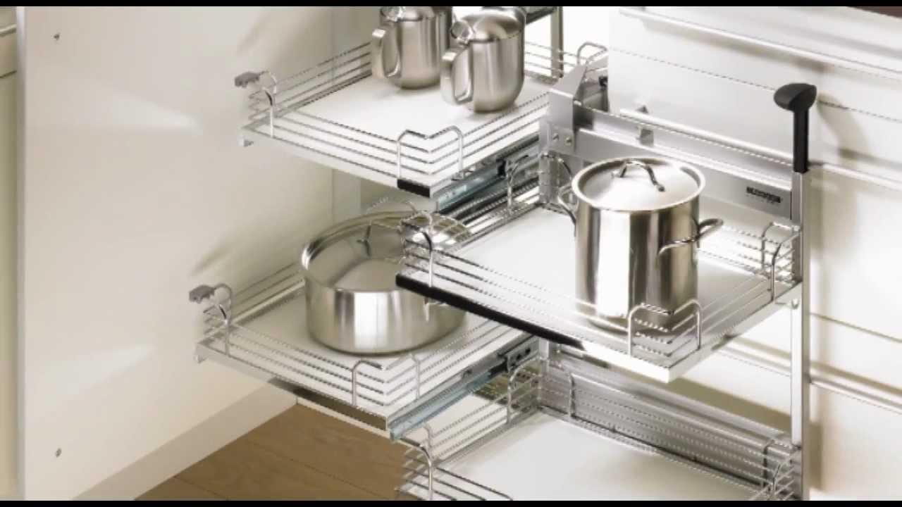 Hettich Kitchen Hardware
