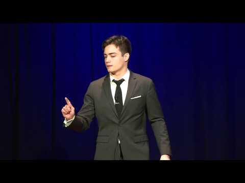Tribalism in a Polarized America | Patrick O'Connell | TEDxBowdoinCollege