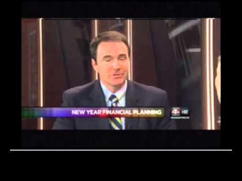 Gary Garrison Financial Advisor in Little Rock, AR on KARK News New Year's Segment
