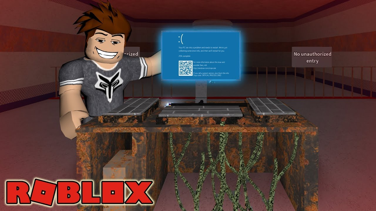 The New Way To Hack A Pc Roblox Flee The Facility Youtube