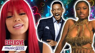 How Well Does Mulatto Know Nicki Minaj, Lil Wayne & Will Smith's Lyrics?!