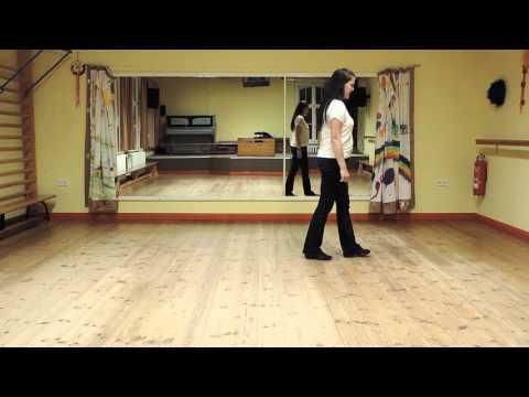 Af en Af - Line Dance (nur Lernen)