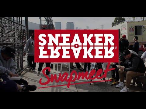 SNEAKER FREAKER SWAP MEET RECAP 2015