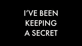I've Been Keeping a Secret... | Nicole Andersson