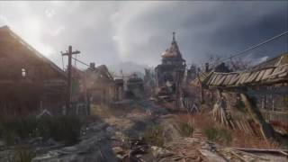 Metro Exodus - E3 2017 Gameplay